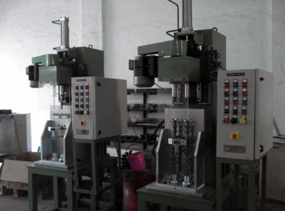 two spindle drilling spm for cam